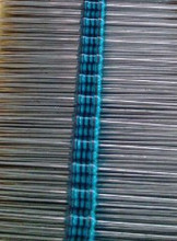 Bulk Taped resistor metal film carbon film resistors 100k resistor color code