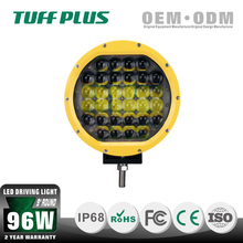 Hot sale round 96W 9inch led driving light, led off road for jeep, truck,4x4,ATV,UTV use