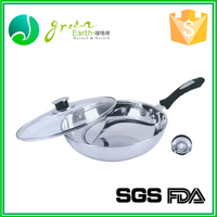 Cookware Sets Utensils LFGB industrial stainless cooking pots