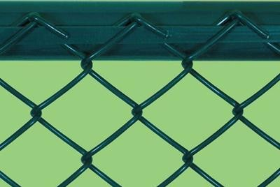 2 x 2 14G 3ft x 25m Green PVC Coated Chain Link Fence in Roll High Quality Wire Mesh for Fence Netting