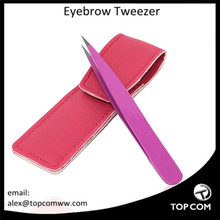 SIngle Piece Pointed Eyelash Tweezers, Ingrown Hair Tweezers, Tweezers For Ingrown Hair