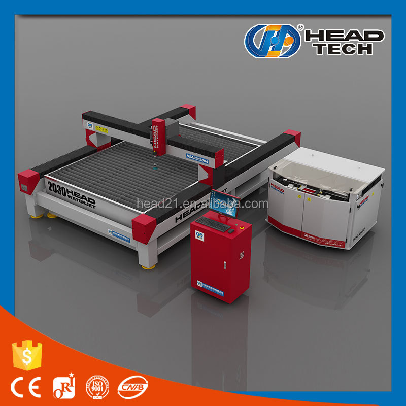 5 axis water jet cutting machine price cutting stone water jet