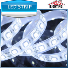 Silicone tube <span class=keywords><strong>led</strong></span> ruban lumière imperméable à l'eau ip67 30led par mètre 12 V blanc chaud 5050 Flexible <span class=keywords><strong>LED</strong></span> Light Strip