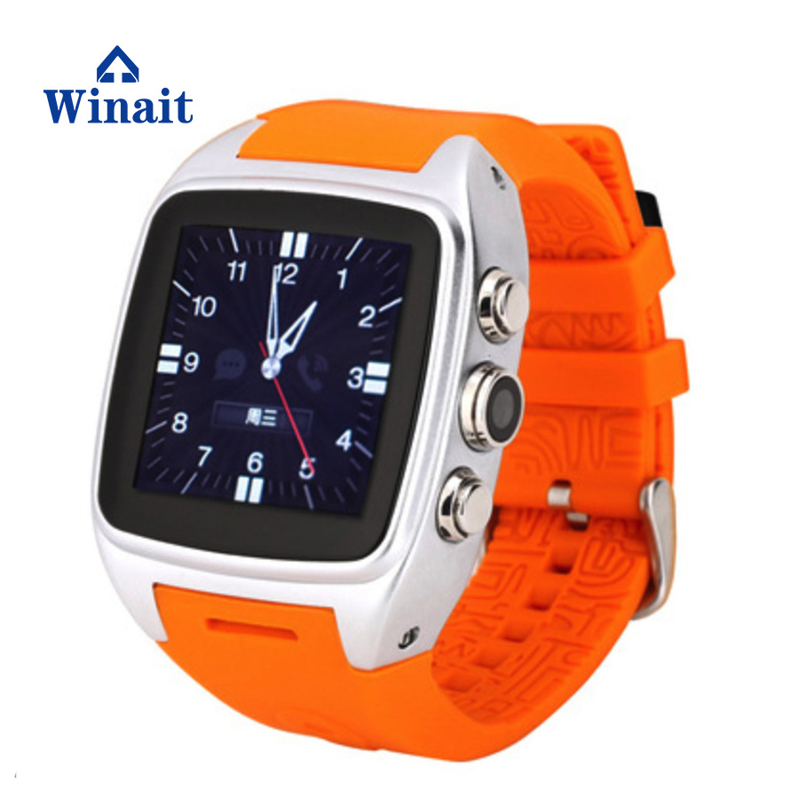 2018 Android Smart Watch X01 Dual Core 512M+4GB GPS 3G Like PK ZGPAX S8 K8 Waterproof Smart Watch Phone