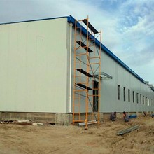 Extensive Fast Installation And Good Apperance Steel Structure Cheap Prefab Warehouse
