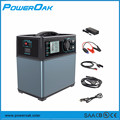 PowerOak 300W 400Wh portable battery backup with car jump starter function