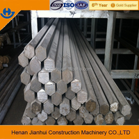 AISI 5140, 41cr4 hexagonal steel bar