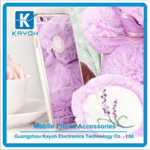 [kayoh] Acrylic Mirror Face TPU Skin Case for iPhone 6 Protective Cover