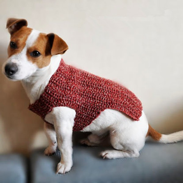 Beginner Crochet Dog Sweater Pattern Wwwpicswecom