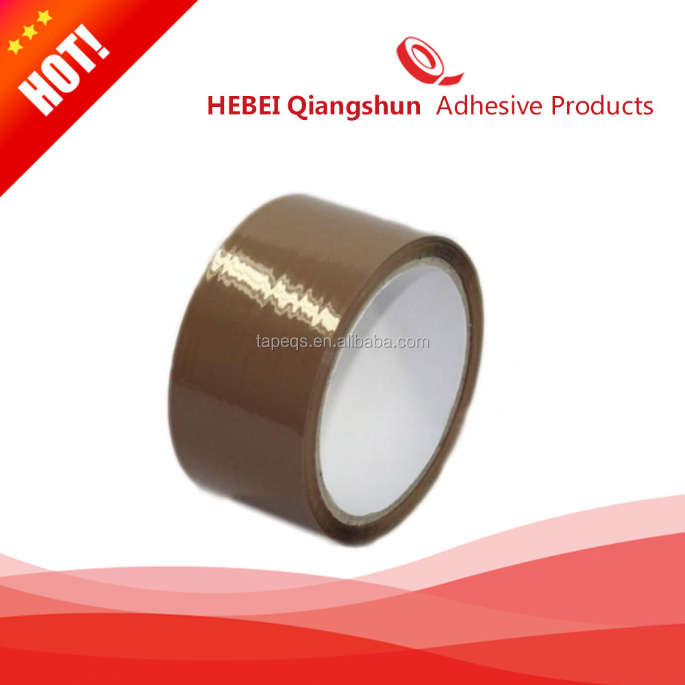 Brown BOPP adhesive tape/ Brown carton sealing tape/ Brown packaging tape