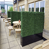 ARTIGWALL Artificial Boxwood Hedge Divider Fence