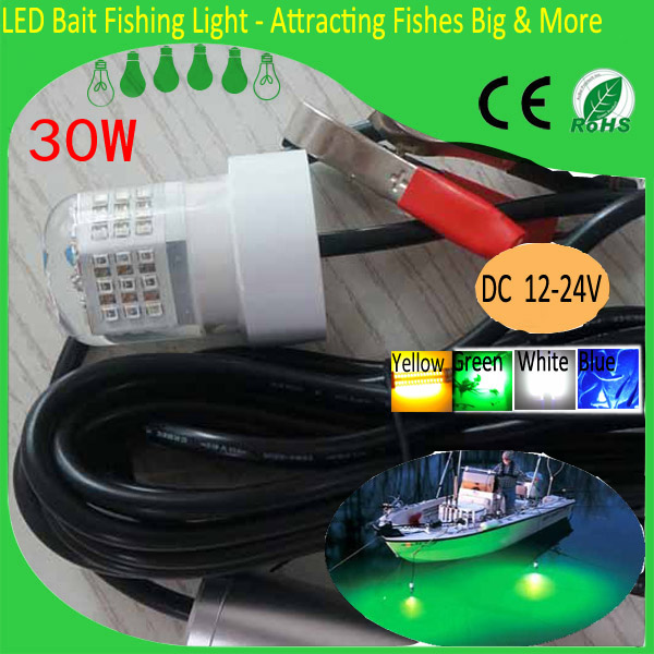 12-24v led fishing light fishing equipment fishing rod cover