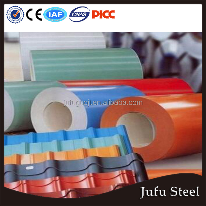 building materials cheap roof sheet ppgi factory/ppgi price zinc coated colour steel with high quality