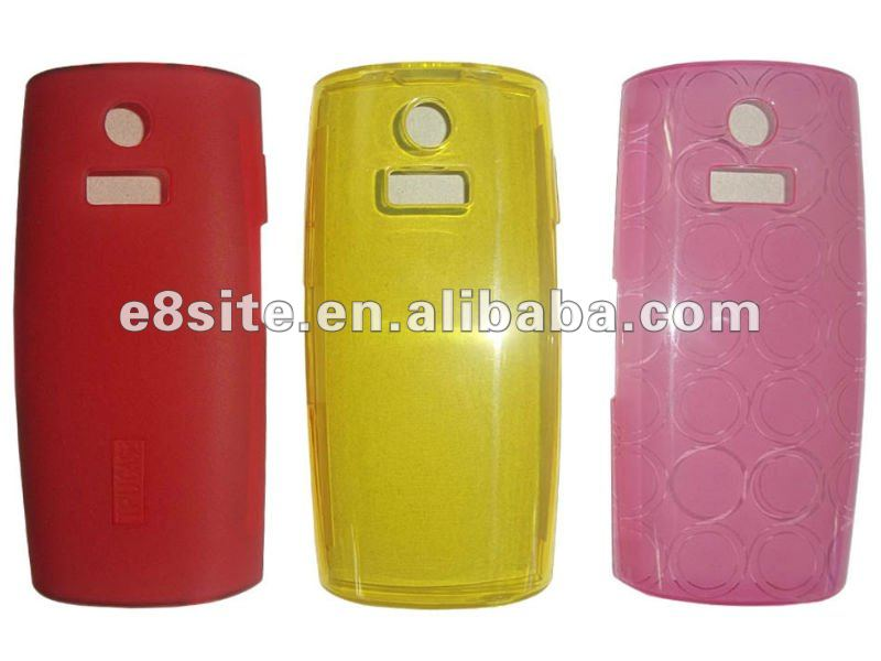 Various Patterns TPU Gel Mobile Phone Case For Nokia X2-02
