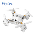 Flytec SBEGO 124 Mini Drones Toys Pocket Drone TX+Quadcopter All In One Drone Quadcopter White