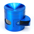 JL-171JA Herb Grinder Container Brush Herb Grinder Access Window