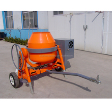 800 Liter diesel engine cement mixer concrete mixer machine second hand cement mixer for sale