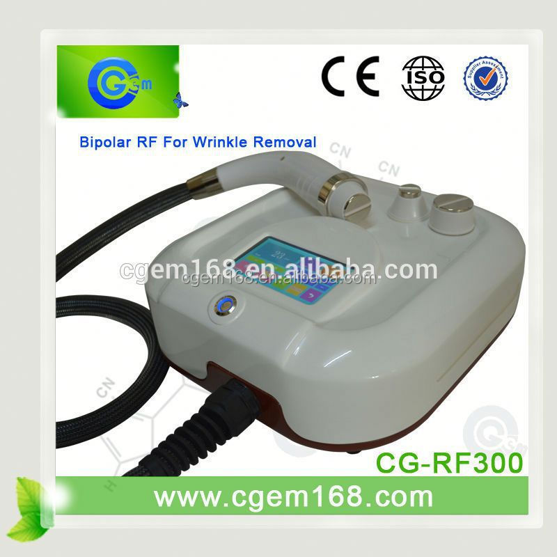 CG-RF300 money maker for salon hot!!! radio frequency facial machine for beauty salon stations