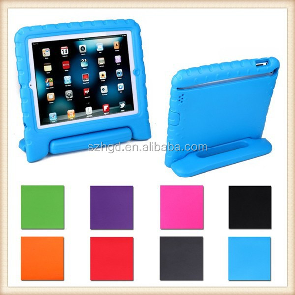 For iPad Air Colorful EVA Tablet Case Made in China Passed SGS ROHS