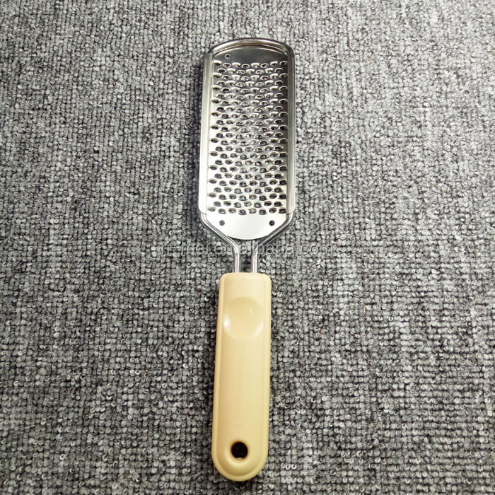 Stainless Steel Pedicure Coarse Callus Remover Foot File