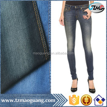 2016 new arrival high quality best price 8.9oz cotton lycra jeans fabric for jeans and jackets