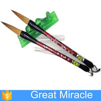Ji feng xiong Chinese calligraphy brushes lang horsehair mix wolf hair brush pen set