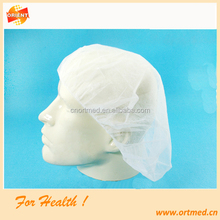 surgical nonwoven Disposable bouffant cap