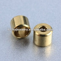 Classical Strong Gold Silver Magnetic End Caps Jewelry with Top Quality for Wholesale
