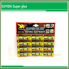 Instant Cyanoacrylate adhesive Super Glue All purpose Bonding glue