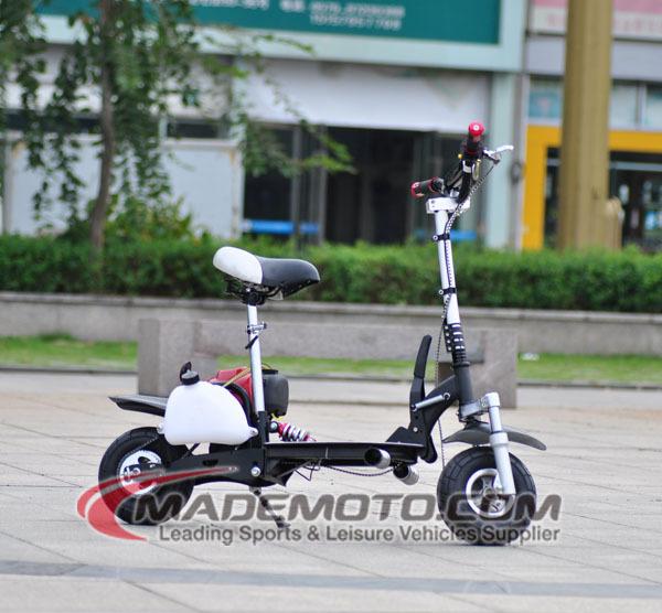 New Product Chinese Folding Motor Scooter Buy Folding