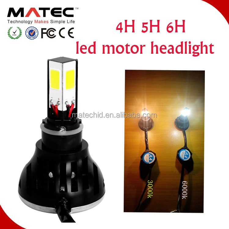 Quality Guaranteed Wholesale 4sides Ip68 Moto Led Headlight, moto lighting