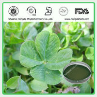 100% Pure Red Clover Extract 20% Isoflavones