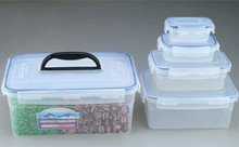 china supplier sale clear plastic container