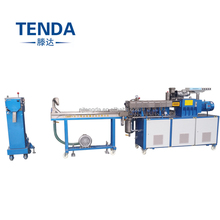 PVC Recycle Plastic Granules Making Machine Price