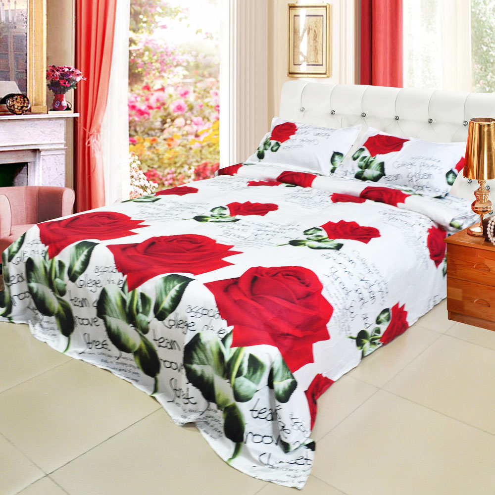 red bedding sets queen pictures