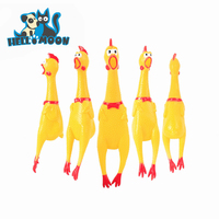 Wholesale Best Zanies Shrilling Chicken Squeakers Squeaky Chew Dog Toys