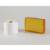 Hot melt adhesive for labels and industrial tape