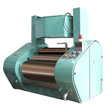 High quality 3 / three roll mill for high viscosity material grinding