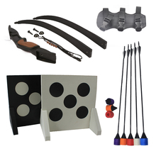 High quality takedown Bow and Arrows Set for Archery Combat games