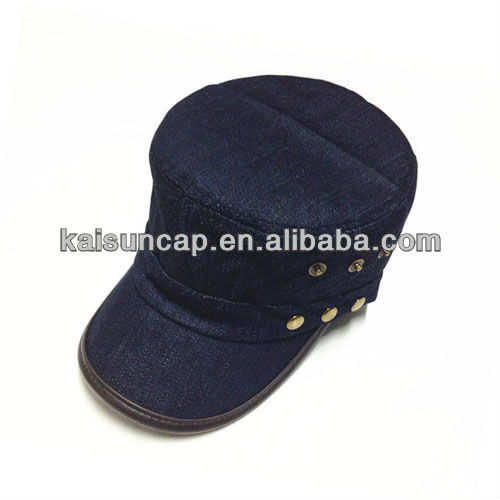 Professional made military hat german cap