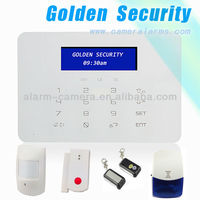 Nursing house security GSM alarm & Home burglar alam system