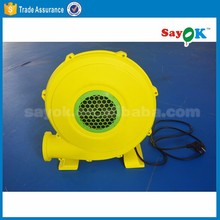 cheap price low voice mini small air inflatable fan blower for sale