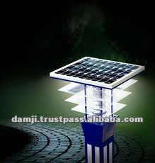 decorative lighting system solar LED lights for garden modern solar garden lamps resin garden light