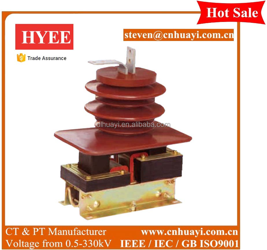 LCZ-33Q Indoor Semi-enclosed Support-type 33kV Current Transformer