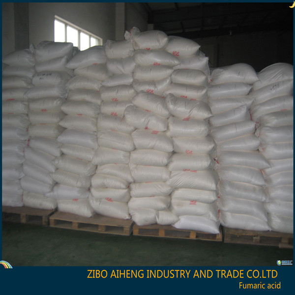 industrial grade and food grade chinese manufactured fumaric acid