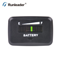 Runleader Panel Mounted Mini LED Battery Discharge Indicator Battery Meter For Electric Lift