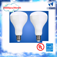 New Product! ! 17W BR40 bulb UL heat resistant bulb with OEM service color box package