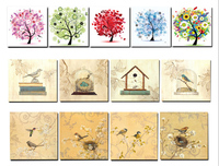 Decorative art wall painting