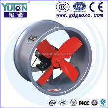 High Volume Used For Warehouse Workshop Industrial Round Exhaust Fan For Duct