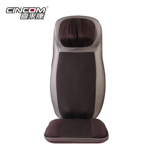 Car and Home Seat Neck And Back Shiatsu Cushion Massager